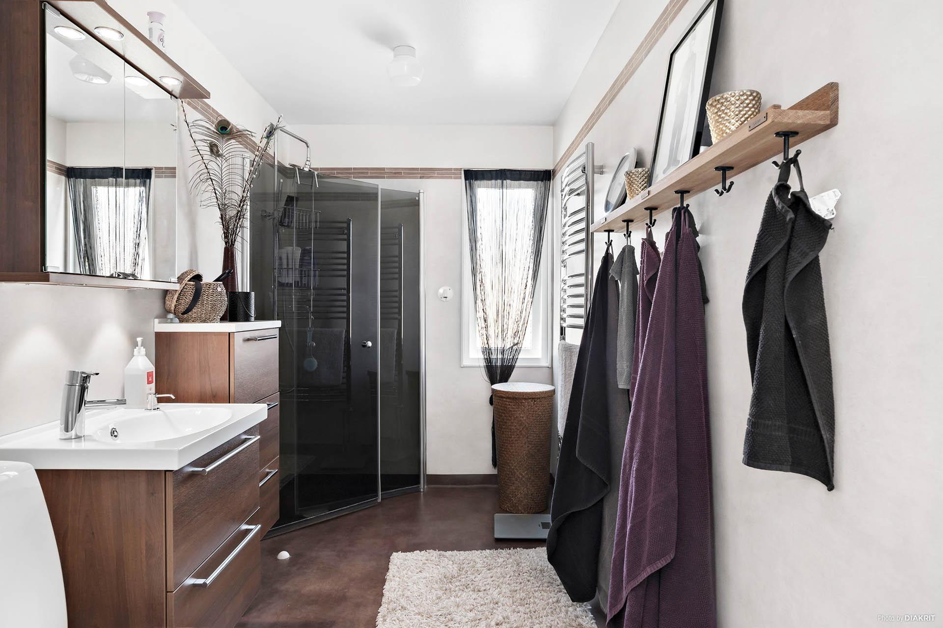 Renoverat duschrum