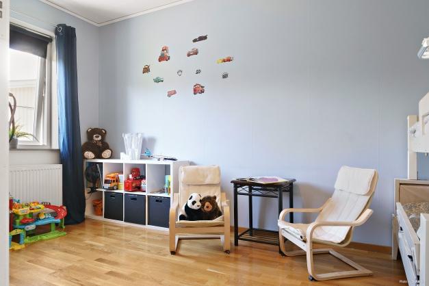 Lilla rummet/ barnrum
