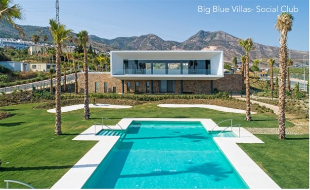 Big Blue Villas socialclub