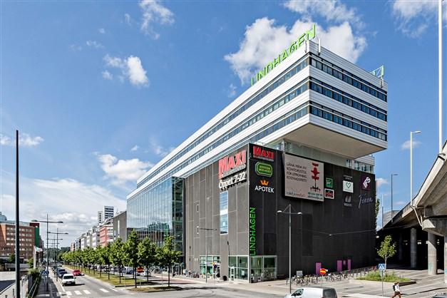 Lindhagens Galleria