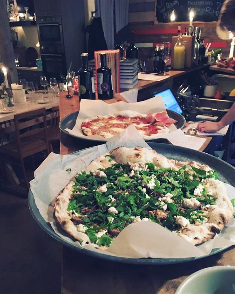 Prostens pizzeria. Foto: Prostens pizzeria
