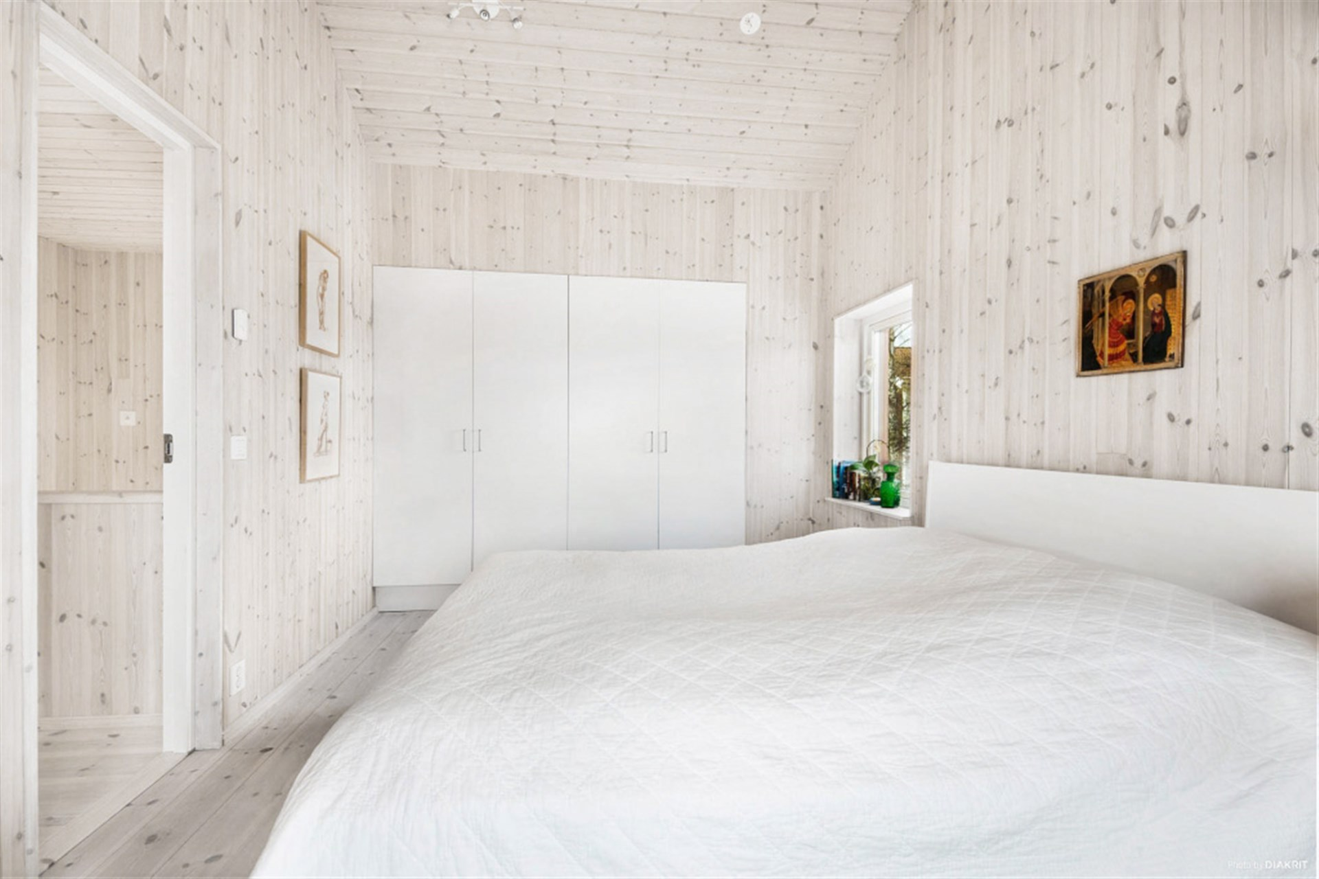 Sovrum 2, 2-planshuset