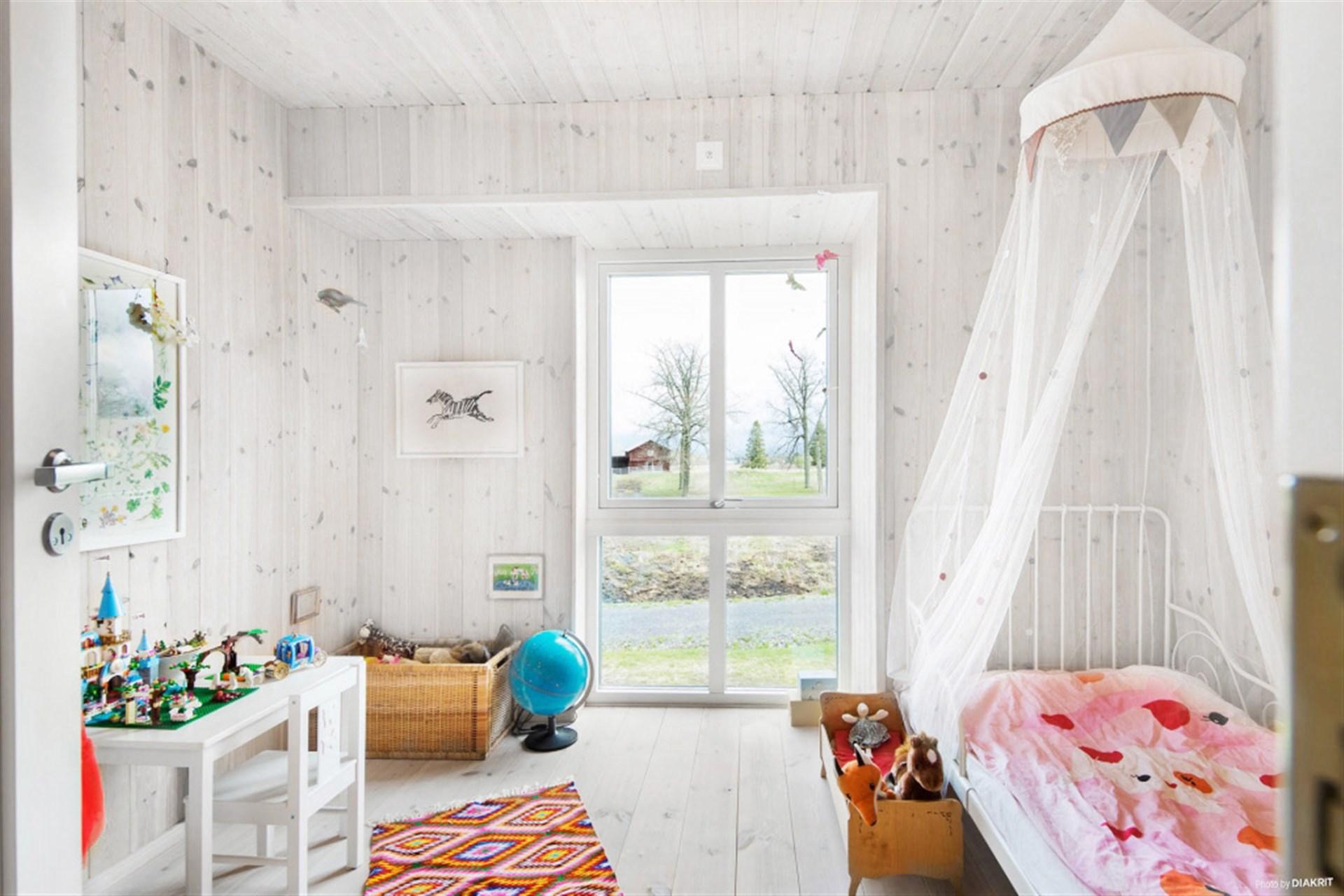 Sovrum 1, 2-planshuset