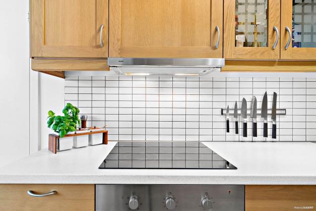 Snyggt och praktiskt kök