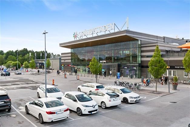Gränby köpcentrum