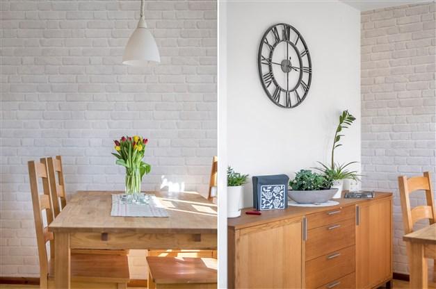 Detaljer i kök