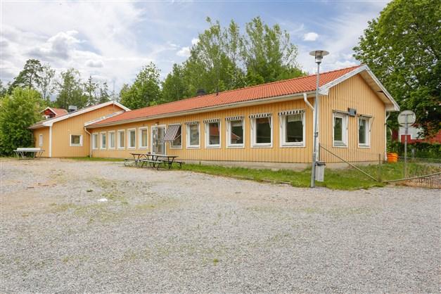 Matsalsbyggnad