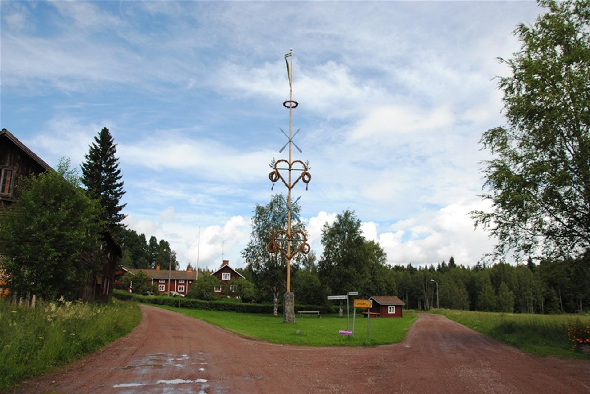 Festplats i Björkberg