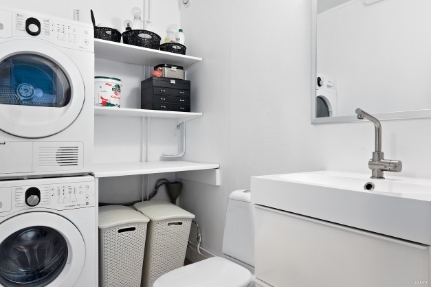 Tvättstuga / WC BV