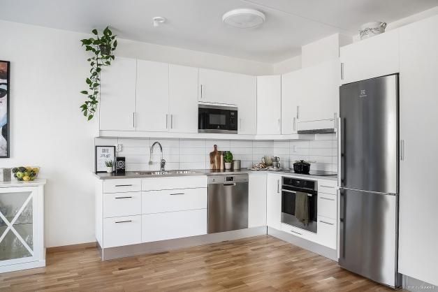 Modernt och stilfullt kök