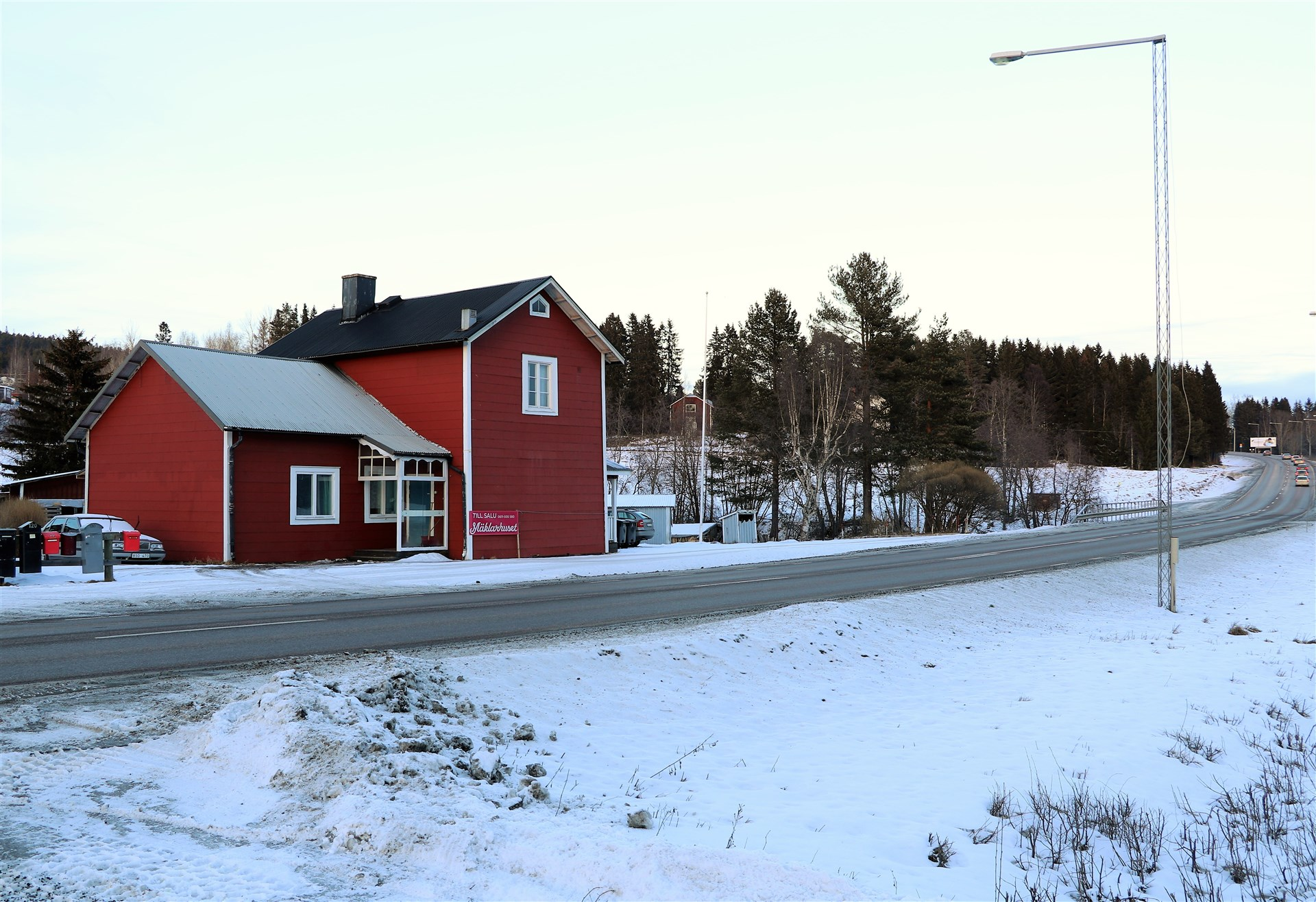 Välkommen till Gådeåbro 124!