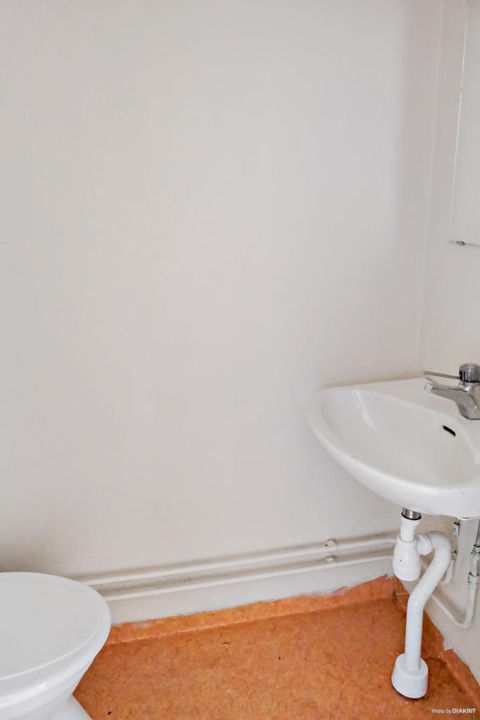 Liten wc.