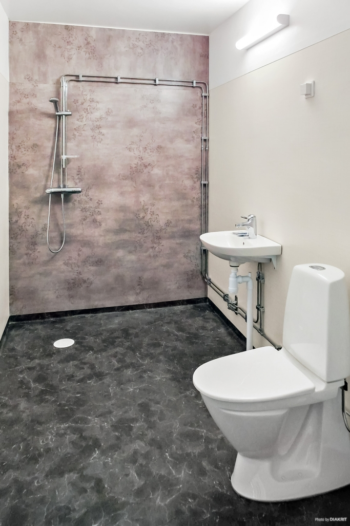 Nyrenoverat badrum -18.