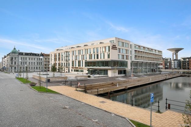 Brf Stadskajen och hotell Öresund Conference & Spa