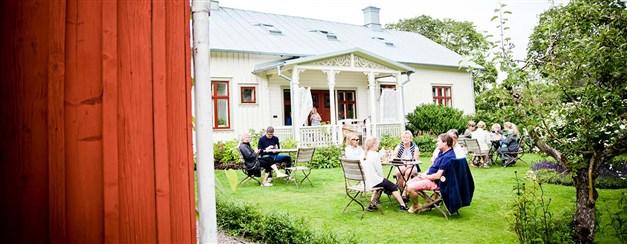 Solhaga Stenugnsbageri i Slöinge. Foto: Destination Falkenberg