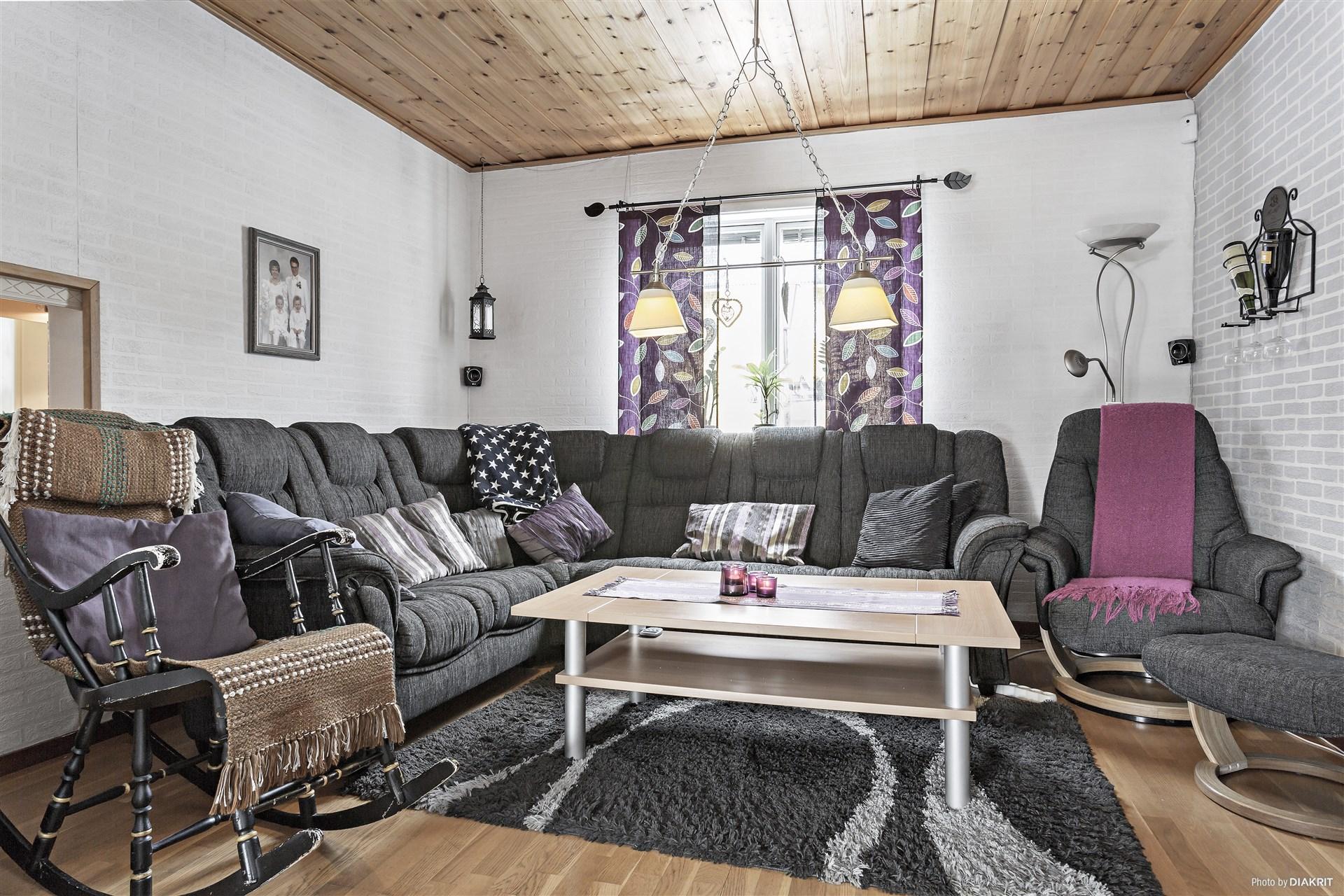TV-rum/del av vardagsrum