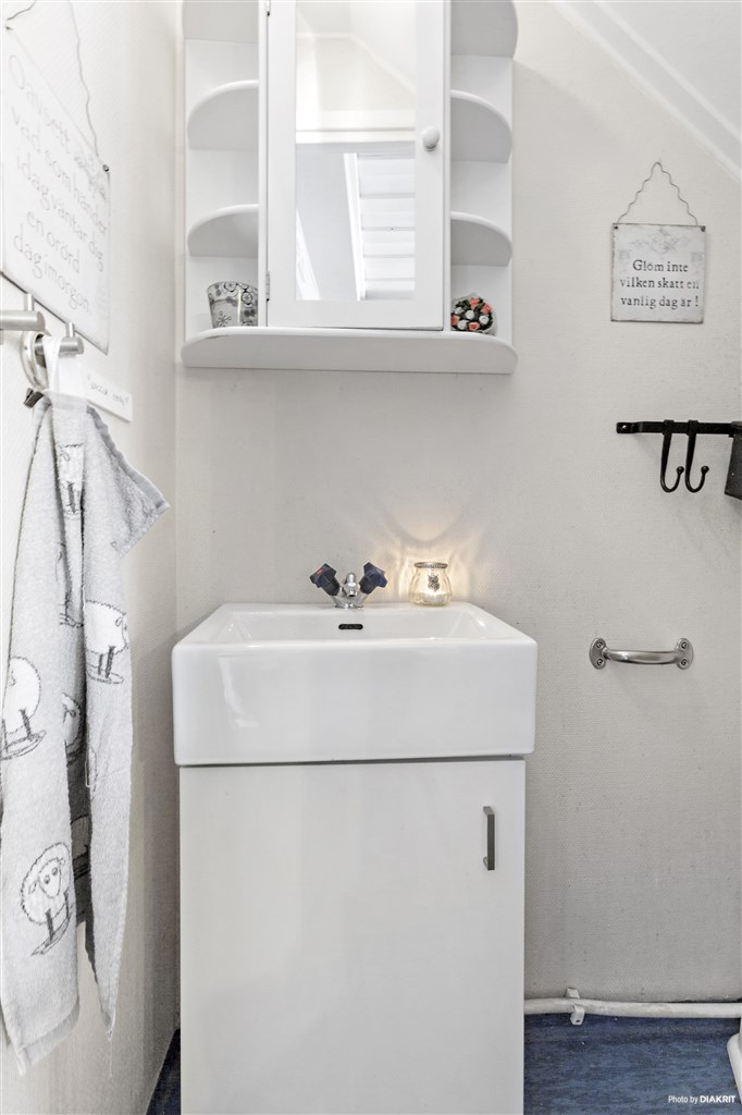 WC bottenvåning