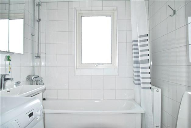 Fräscht badrum (totalrenoverat för ca 2-3 år sedan)