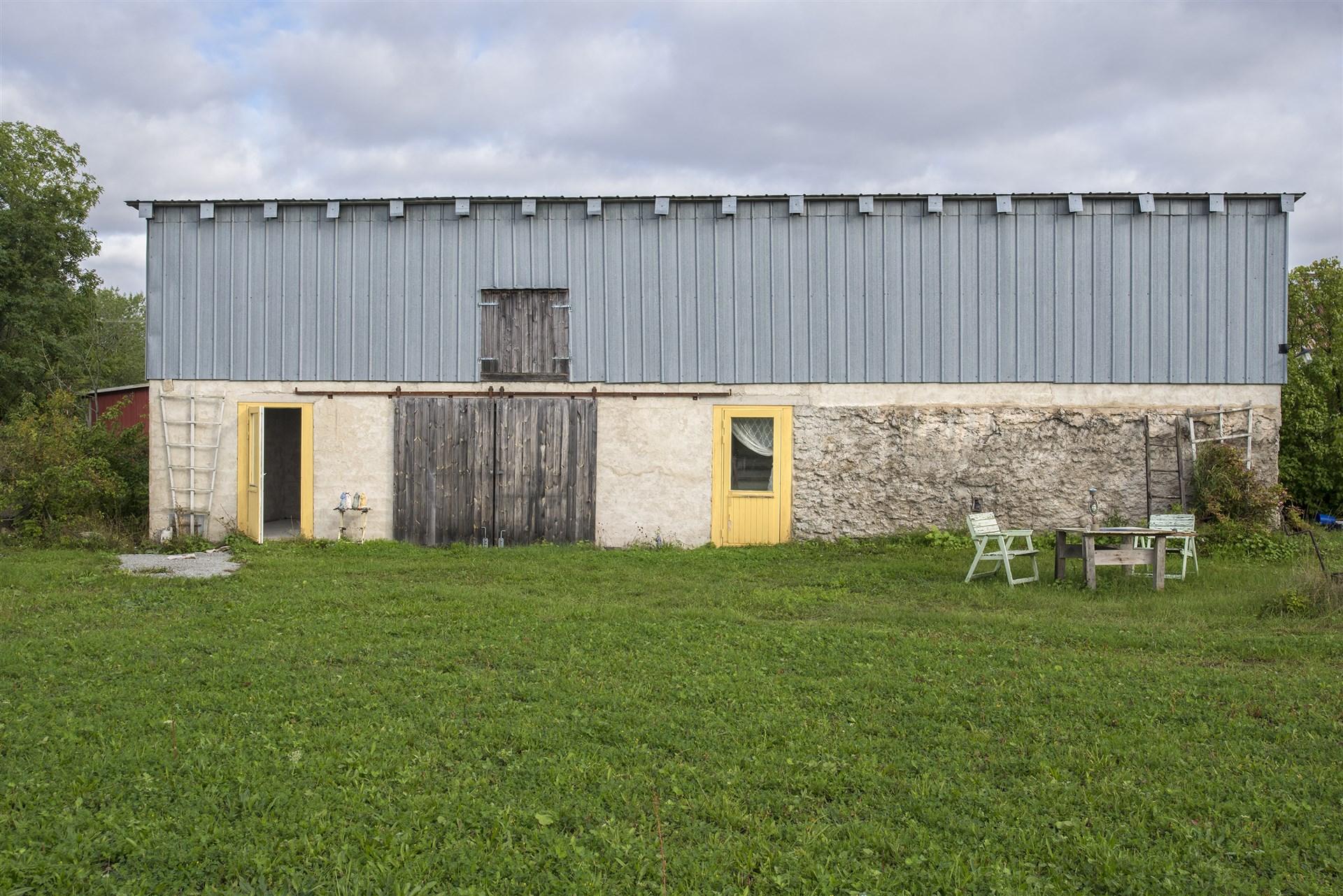 Fd Ladugård o lada om ca 60 m².