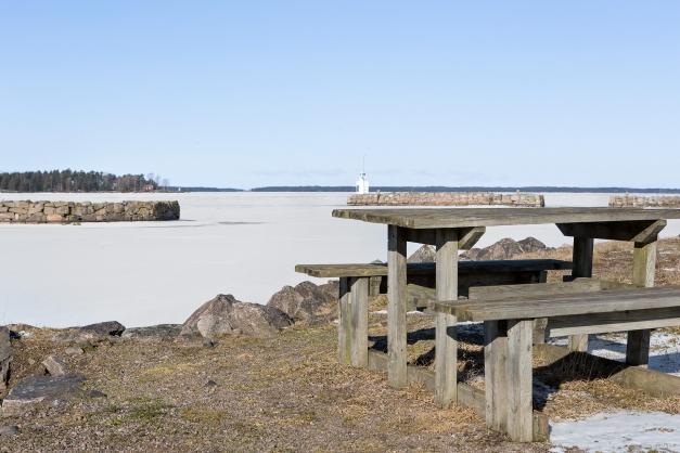 Områdesbild: Ta en fika vid vattnet