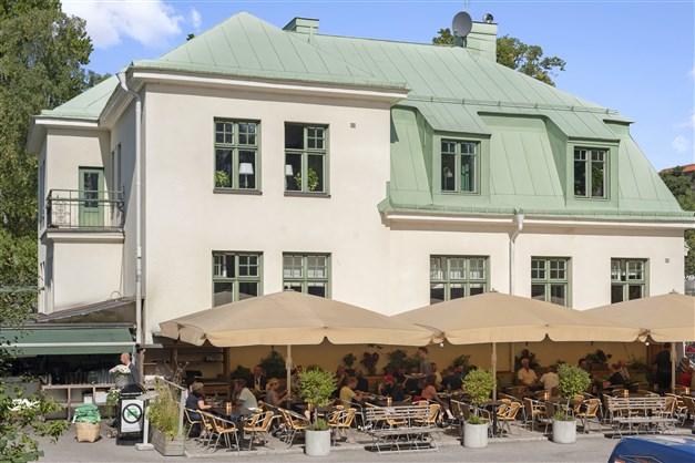 God spis i Långbro Park