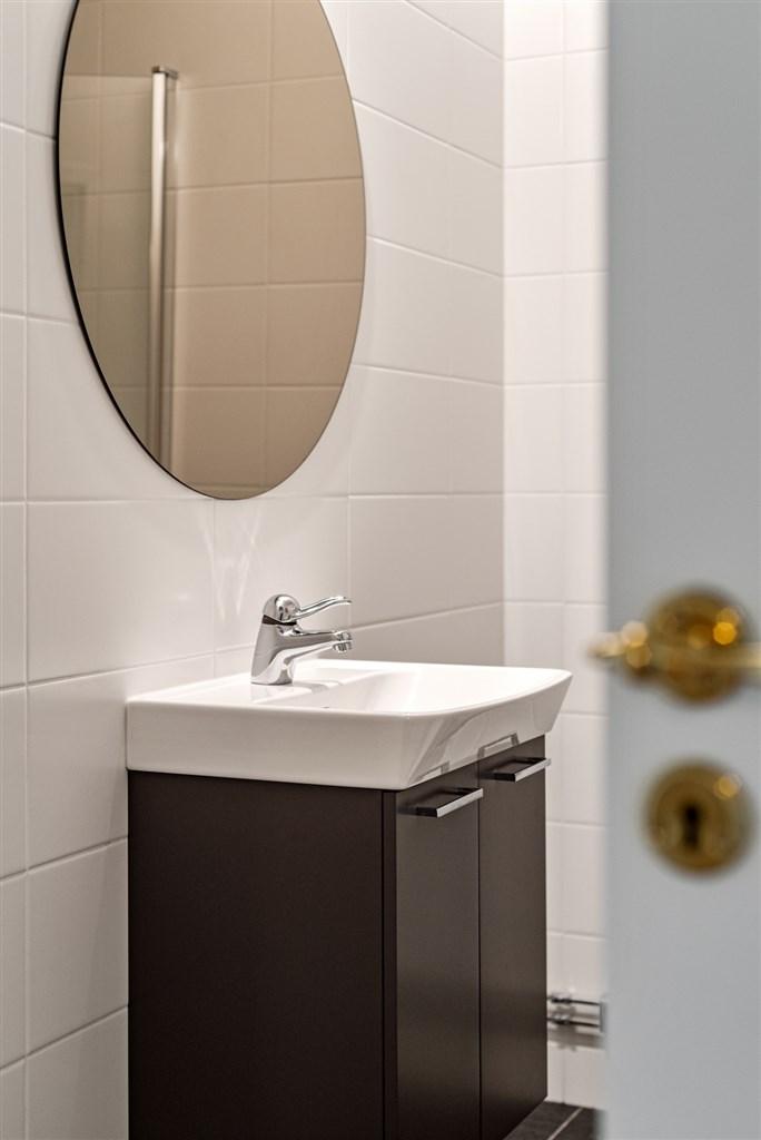 Nyrenoverat duschrum