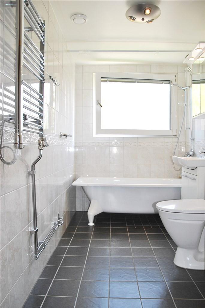 Badrummet helkaklades i samband med föreningens stamrenovering 2011.