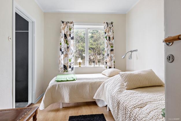 Sovrum i storstugan