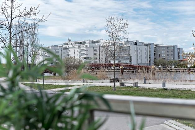 Utsikt från uteplats