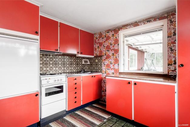 Köket i gästhuset