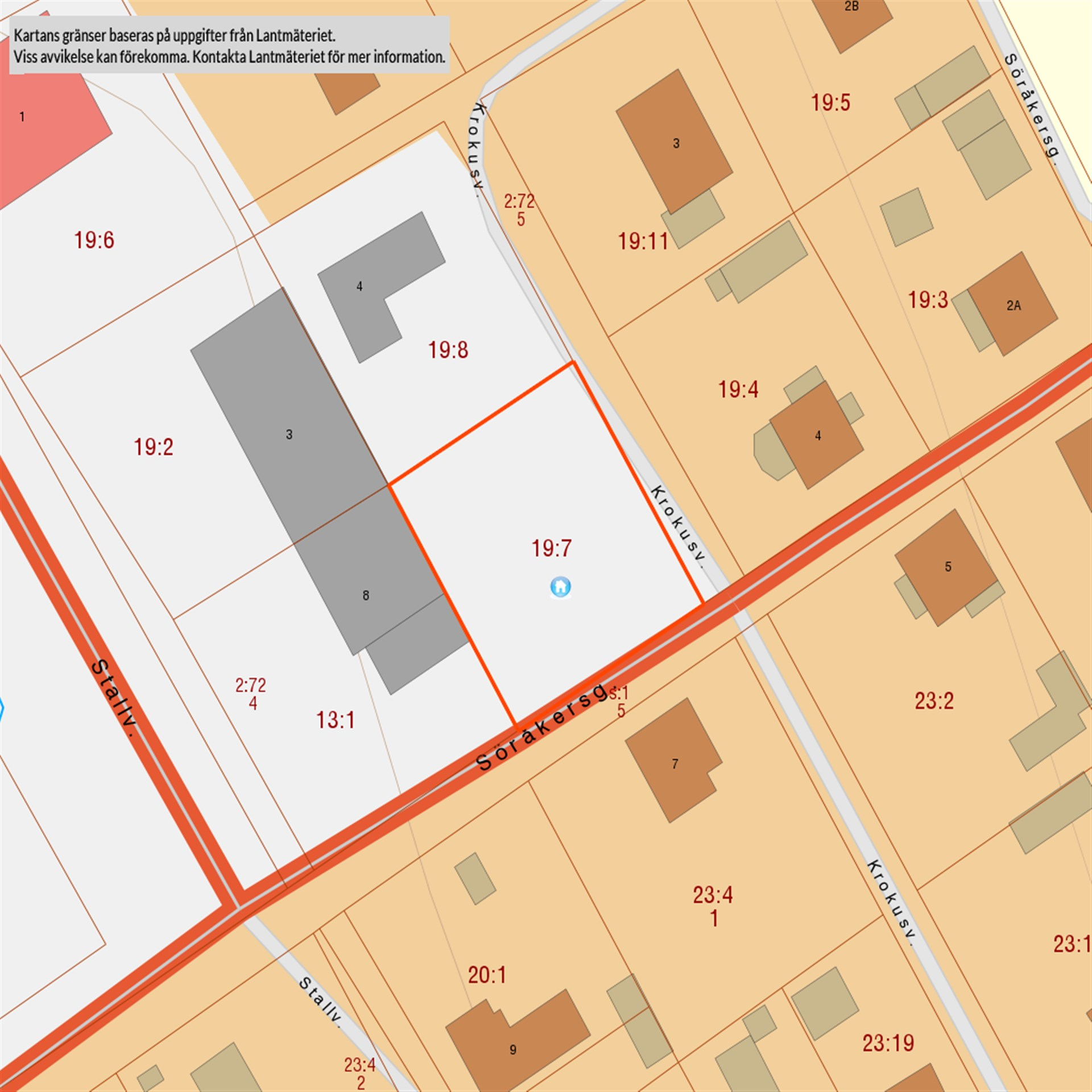 Fastighetskarta.