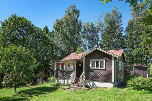 Välkommen till Åsens väg 17!