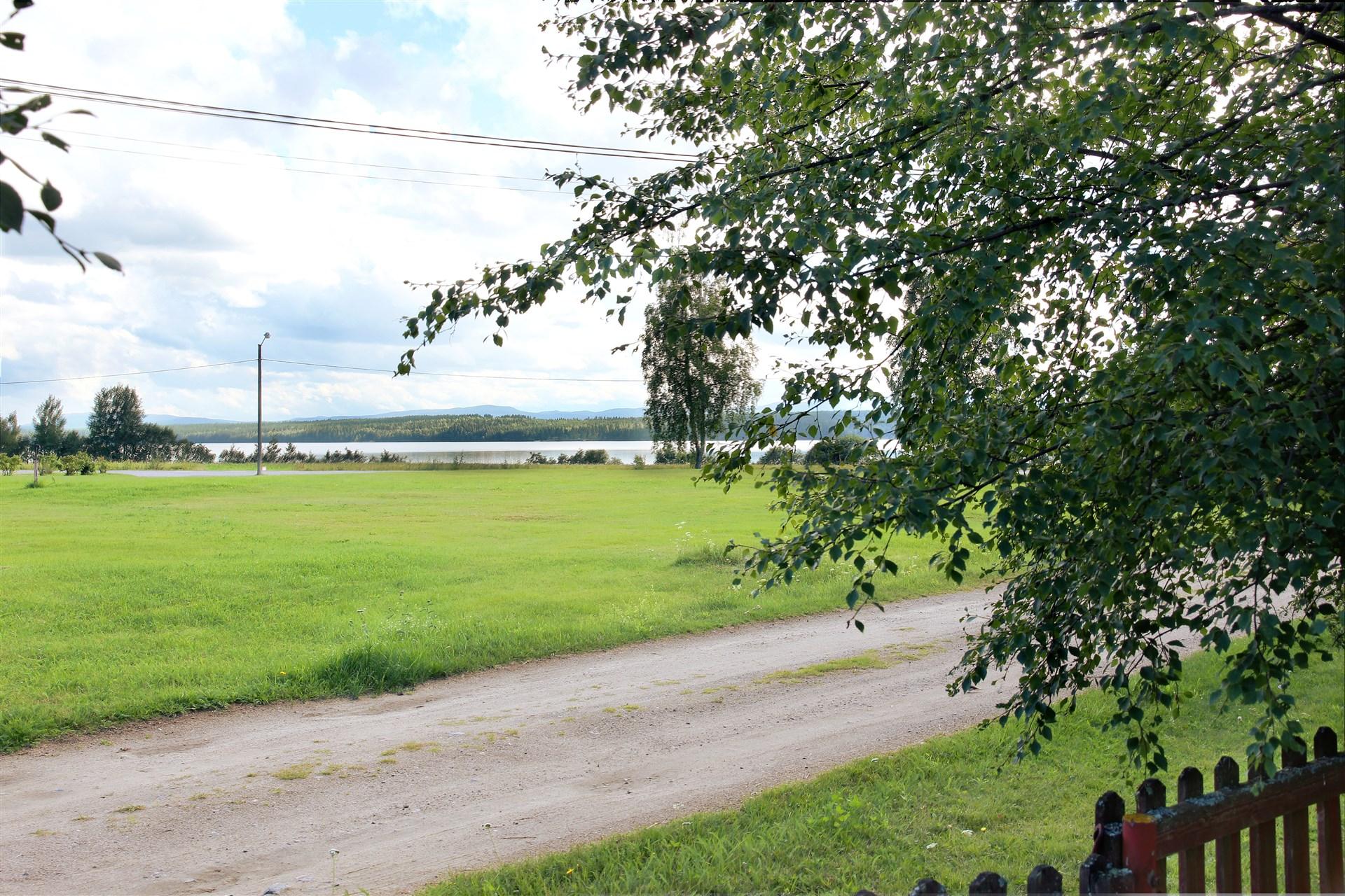 Utsikt mot Södra Dellen