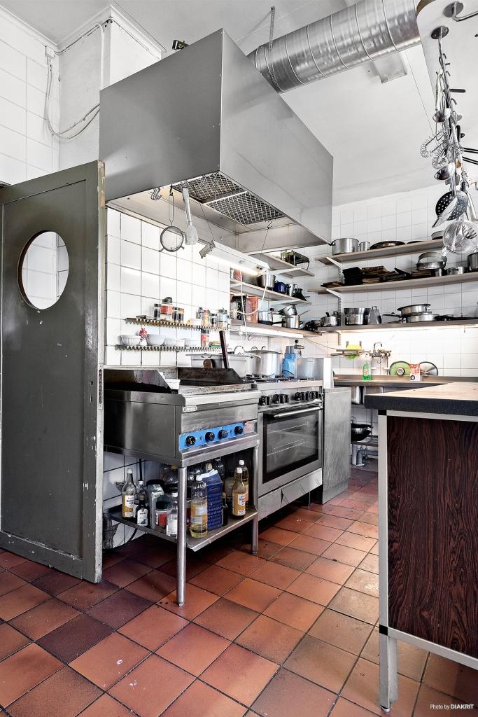 Matberedningsrum