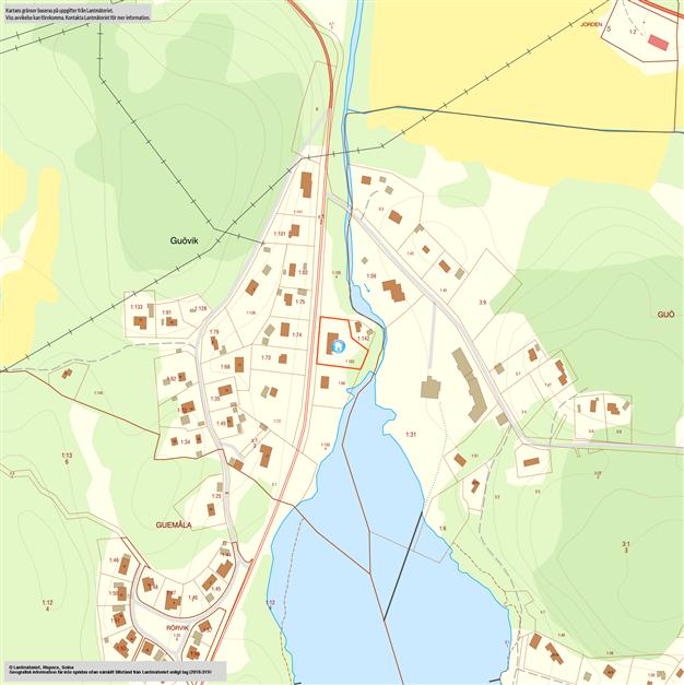 Område - Guövik