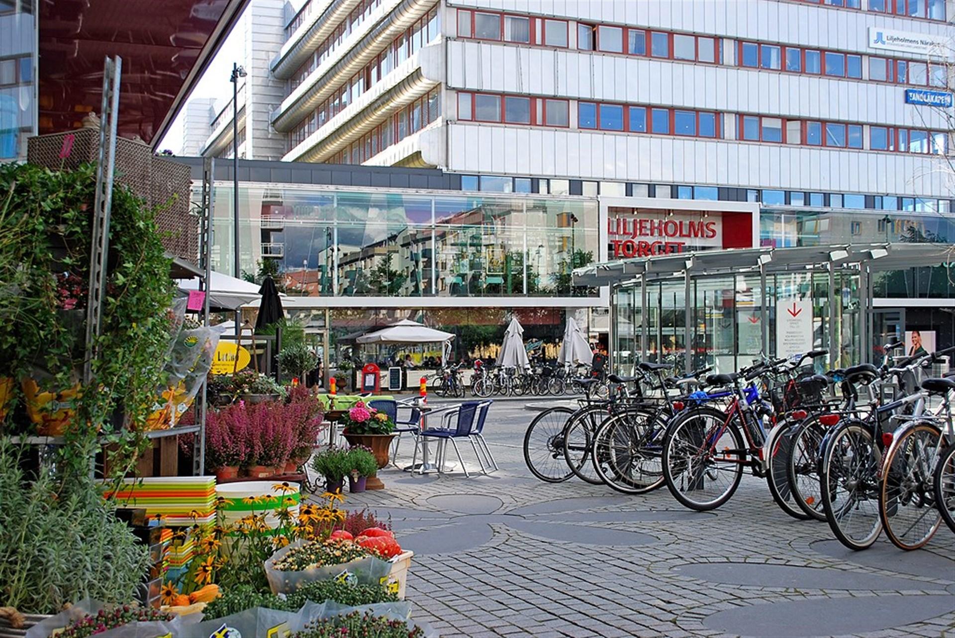 Liljeholmstorget