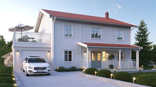 Villa Älvsåker
