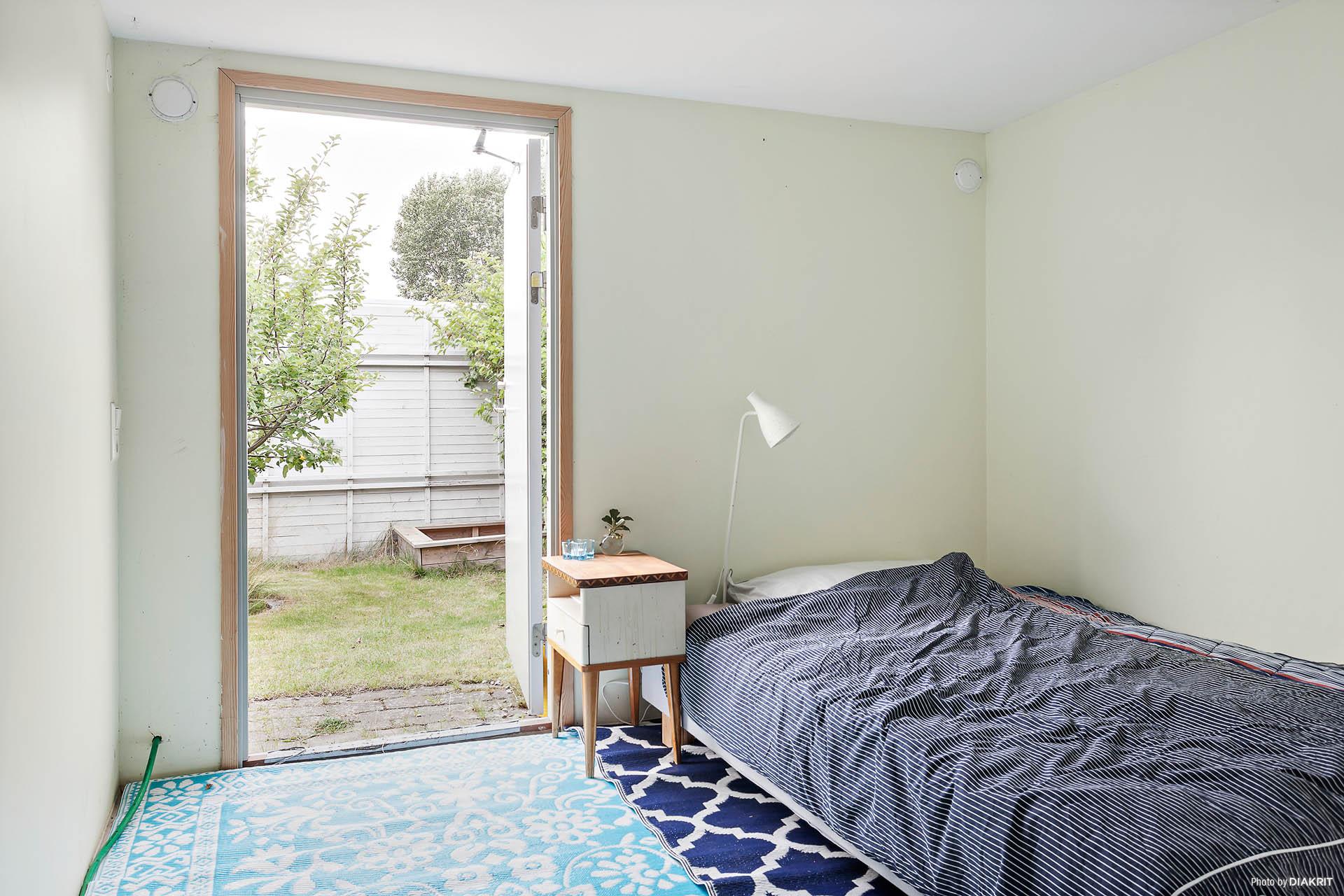 Extra rum i garage/förråd