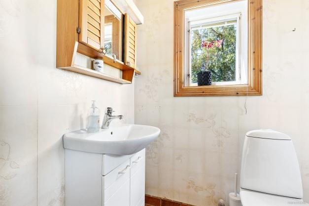 WC / Tvättstuga