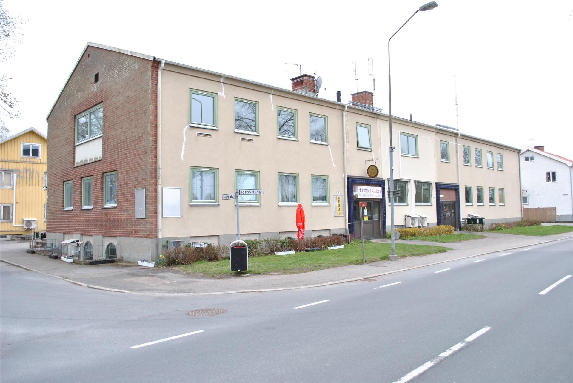 Järnvägsgatan 17