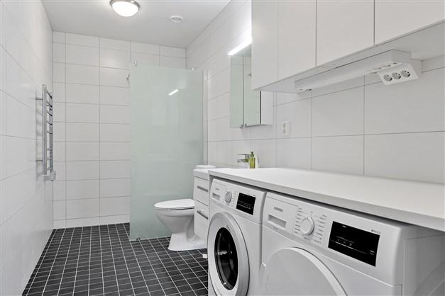 Komplett duschrum