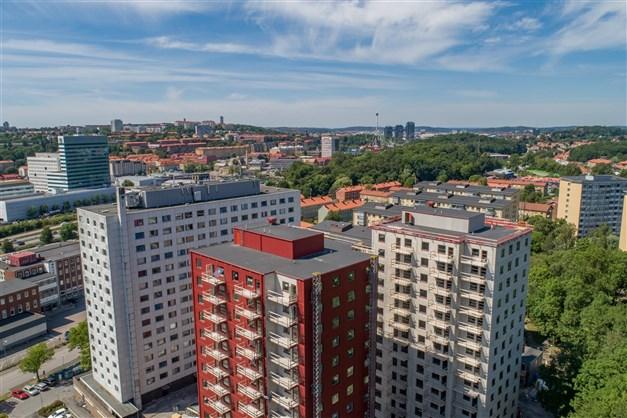 Här bor du med närhet till Göteborg.