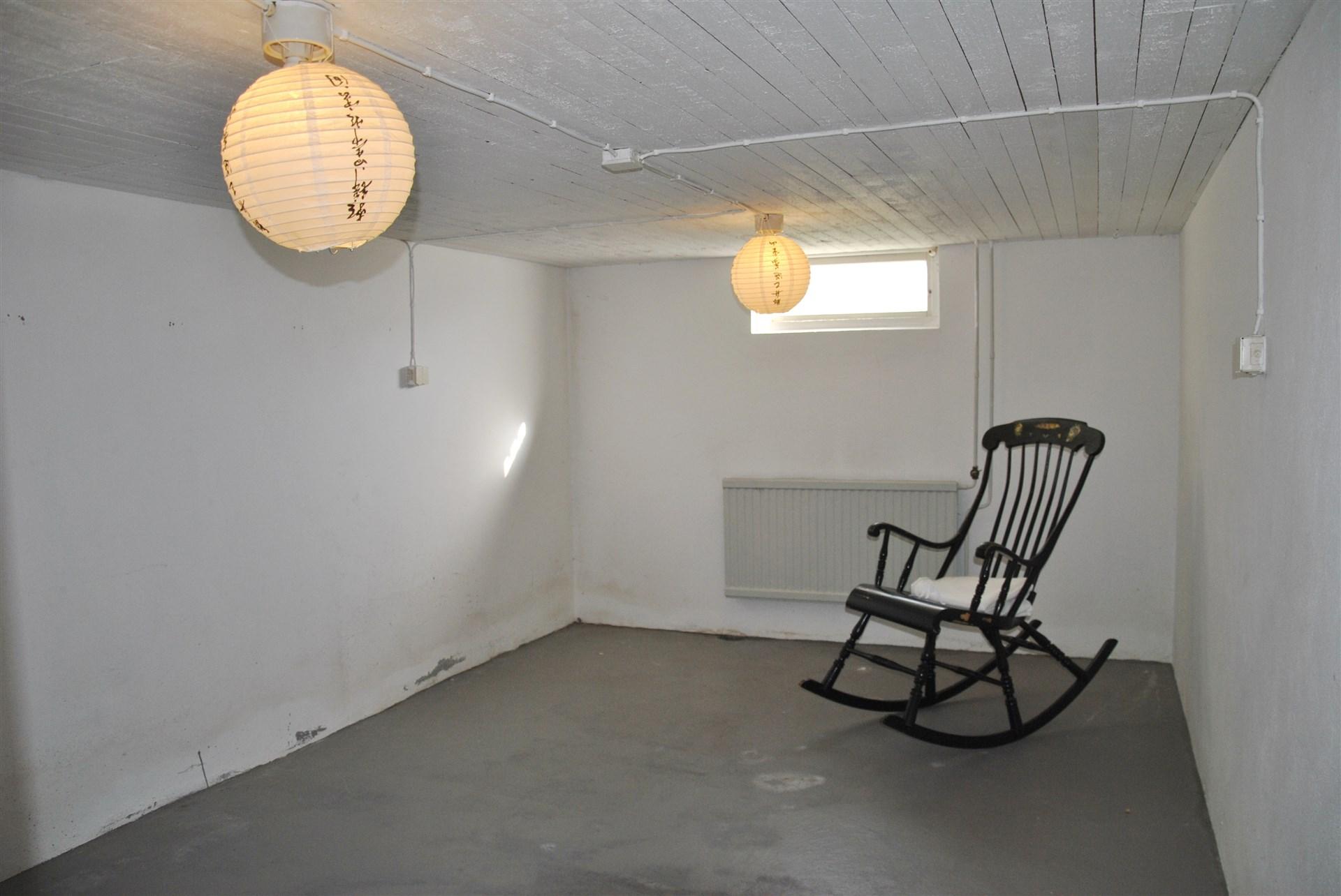 Rum källare - fungerat som gästrum