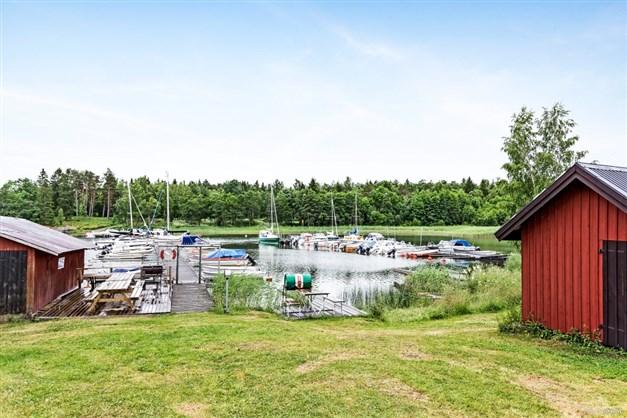 Båthamnen i Ramviken