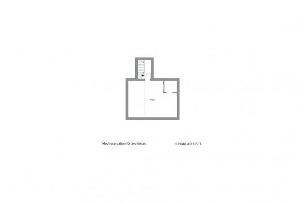 Alternativ floor plan / Plano alternativo / Möjlig planlösning