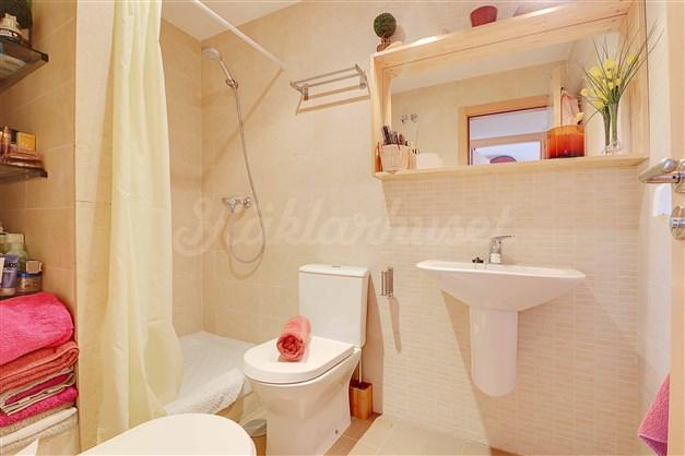 Fräsch badrum
