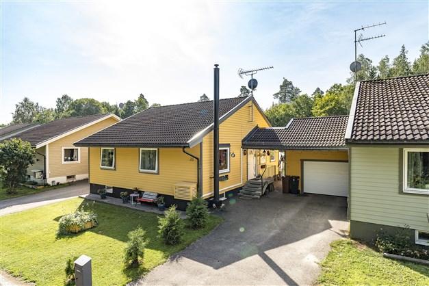 Välkomna till Iggesund och Hyttevägen 31!