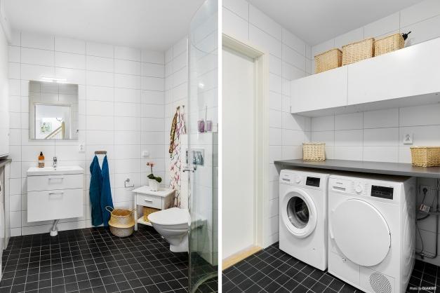 Badrum / Tvätt