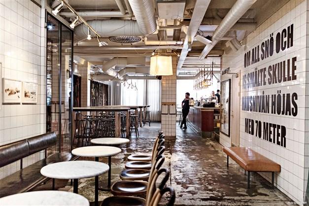 Restaurang AG på Kronobergsgatan