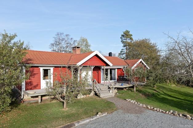 Välkomna till Åsa Sparvväg 4!